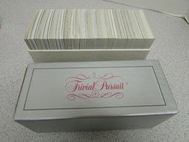 TRIVIAL PURSUIT CARDS SILVER SCREEN EDITION - $4.85