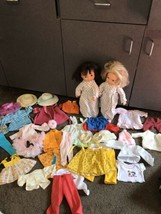 huge lot vtg Fisher Price My Friend Mandy Dolls, Clothes Outfits Clothing shoes - $120.00