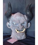 Halloween Costume Beast Mask RARE SCARECROW BRAND SoftFlex Latex New wit... - $379.00