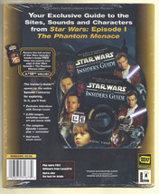 STAR WARS Episode 1 Insiders Guide 2 CD Set BEST BUY Store Exclusive MIP - $39.99