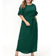 Women's Shift Dress Solid Color Loose Maternity Dress - $40.99