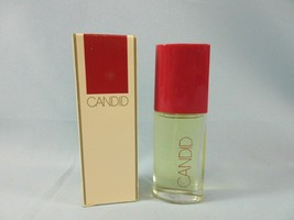 Avon Candid Cologne Spray 1.7 Fl .oz Vintage 1999 New in box - $16.82