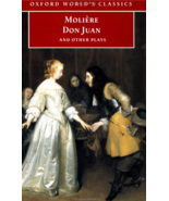 Oxford World's Classics: Don Juan By Moliere - $1.00