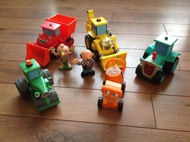 Lot of Bob the Builder Talking Machine Toys and figures - $24.60
