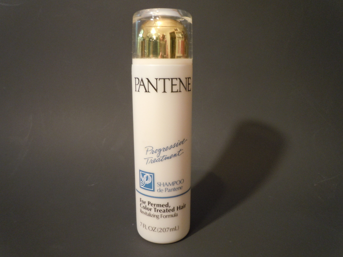 Pantene Shampoo Gold Cap Progressive Treatment Permed