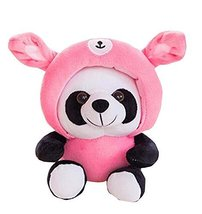 East Majik 20 cm Mini Panda Plush Toy for Kids/Baby Gift - $20.56