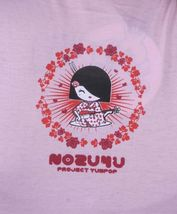NoZu4U Femmes Japonais Anime Bon Cosmopolite T-Shirt image 5