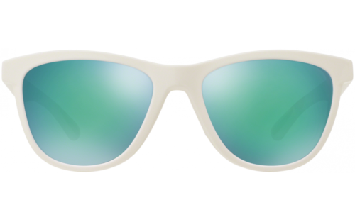 Oakley OO9320-06 Sunglasses Moonlighter Woman Polished White Jade Irid Polarized