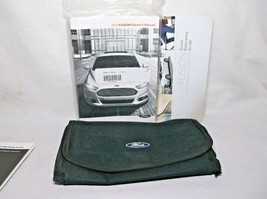 2013..13 Ford Fusion OWNER'S/OPERATOR/USER MANUAL/BOOK/GUIDE/CASE - $12.62