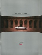 2000 Audi A8 4.2 quattro sales brochure catalog 00 US - $10.00