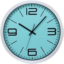 Timekeeper 668013 Turq Wall Clock - $32.29