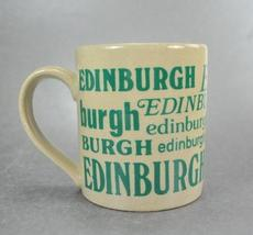 Edinburgh Scotland McLaggan Smith Coffee Mug Cup - $6.75