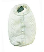 Dolce & Gabbana Baby Tasche LN1A34 Sac De Couchage Light Ice Bleu Clair - $108.89