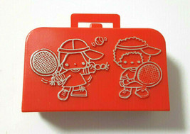 PATTY&JIMMY Bag Trunk Old SANRIO 1976' Vintage Retro Appendix of sweets ... - $43.01