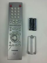 SAMSUNG 00093G Remote Control for DVD Video Player DVD-M301 Original OEM - $9.34