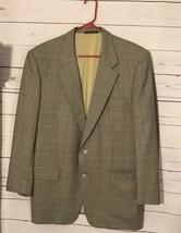Corneliani Wool Made in Italy 2button Sport Coat Blazer Jacket 42R Italy - $54.00