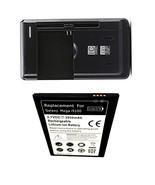 Samsung Galaxy Mega SCH-R960 US Cellular Battery + External Charger Trav... - $18.17