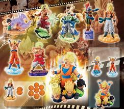 Dragon Ball Kai: Movie Edition Capsule NEO 7 Pieces Trading Figure Brand... - $119.99