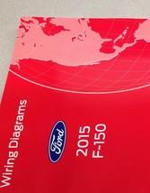 2015 Ford F-150 F150 Truck Schaltpläne Service Reparatur Shop Manuell Ew... - $108.73