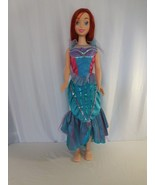 Disney's The Little Mermaid Ariel Life Size Doll 36 inches Dressed - $47.52