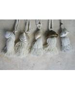 26 Shell Decor Tassels Huge Snake Cowry Indopacific Liquidation 6 FREE v... - $161.49