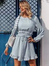 Feel The Breeze Belted Dress - $39.00