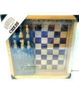 Woodfield Collection Chess Set in Wooden Case - Sealed - 2002 NEW - $19.33
