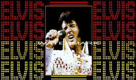 Elvis Presley New Giclee Canvas Print 13 x 10 inches - $24.95