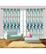3D Blue Stripe 0021 Blockout Photo Curtain Print Curtains Drapes US Lemon - $177.64+