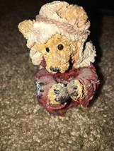 Boyds Bears & Friends Christmas nativity Theresa As Mary —332 - $45.42