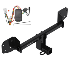 Trailer Tow Hitch For 10-19 Subaru Outback Wagon Except Sport w/ Wiring ... - $200.54
