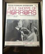 1984 LITTLE SHOPPE OF HORRORS Magazine #4 Peter Cushing / Vampires [Near... - $34.65