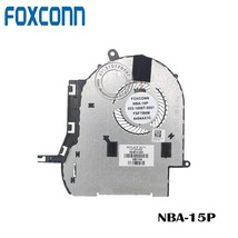 Foxconn Cpu Cooling Fan For Hp Pavilion x360 15 924513-001 023.1008T.0001 - $17.50
