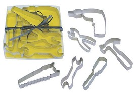 R&M International X0117 Tool Cookie Cutters, Saw, Hammer, Wrench, - $14.16