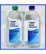 (2) Equate Moisturizing Hand Sanitizer with Vitamin E, 60 fl oz = 120 fl... - $9.99