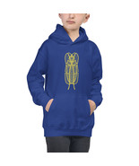 Free Spirit - Banana Leaves - Kids Hoodie - $39.00