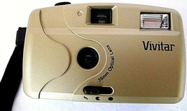 Vintage Vivitar Camera 35MM with Flash New In Box Model NC992F - $15.20