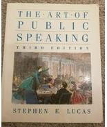 The Art of Public Speaking - $11.50