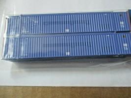 Jacksonville Terminal Company # 535038 Milestone Intermodal 53' Container (N) image 1