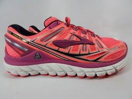 Brooks Transcend Size 6 M (B) EU 36.5 Women's Running Shoes Pink 1201501B878