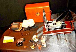 Polaroid Land Camera Model 95B USA AA19-1606 Antique image 8