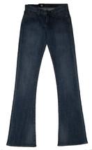 Womens Jeans Size 2 Rock & Republic Kasandra Bootcut Blue Denim Stretch New - $39.99