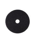 "3M 08384 Low-Speed Stripper Floor Pad 7200 22"" Black 5/Carton - $57.85"
