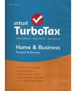 Turbotax Home & Office 2015, for PC and MAC, CD, by Intuit - $75.95