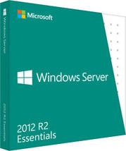 Windows Server 2012 R2 Essentials 64 Bit - $52.50