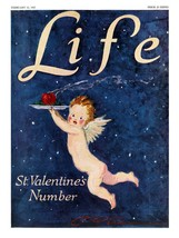 Life Magazine Prints: St. Valentine's Number - Feb 15 1923 - $12.82+