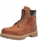 """Timberland Pro Direct Attach 6""""Soft Toe WP Insulated Boot - Marigold Lea... - $134.90"""