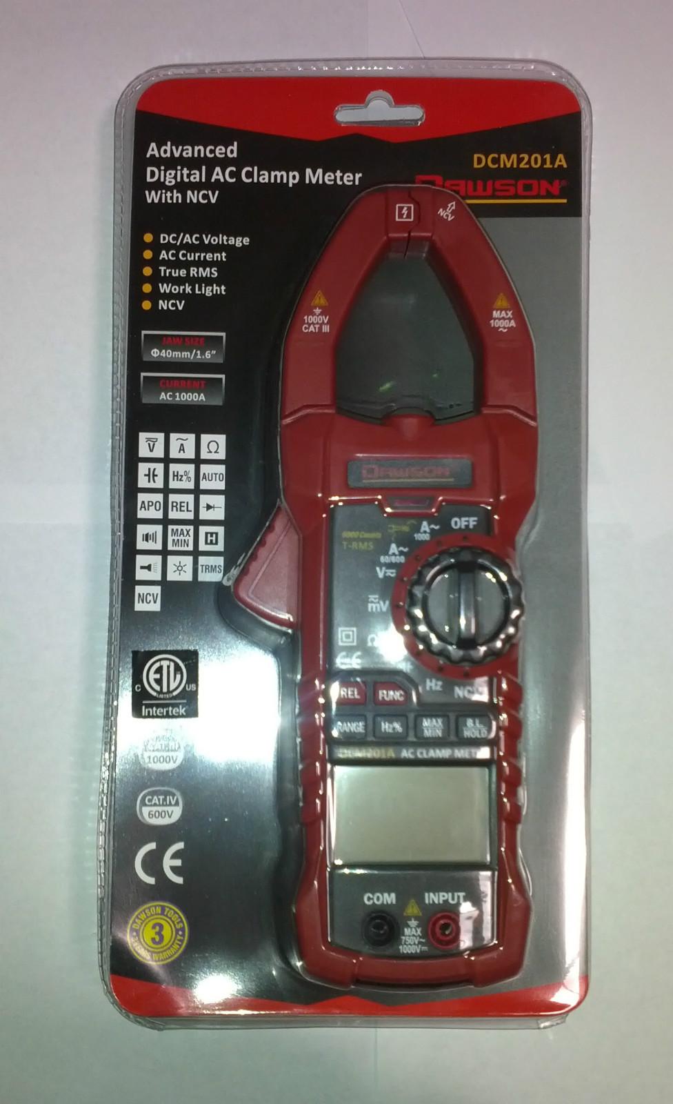 Fie Digital Clamp Meter : Digital clamp meter true rms ac current lcd and similar