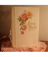 Hayes Lithographing Company Bridal Roses 1910, an unused wedding booklet - $21.00