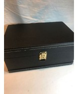 Vintage Trans World Creations Travel Bar Case Porta Bar - $56.05